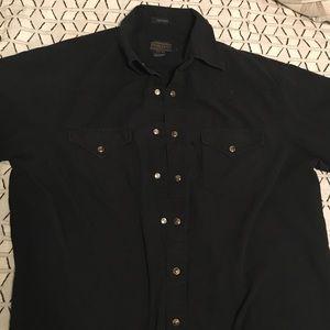 Pendleton western style shirt
